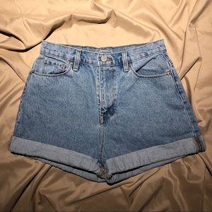 BDG Mom High-Rise Shorts